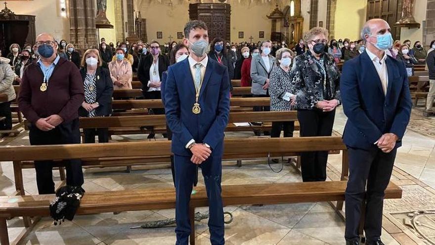 Actos litúrgicos de la Hermandad de Belén de Zafra