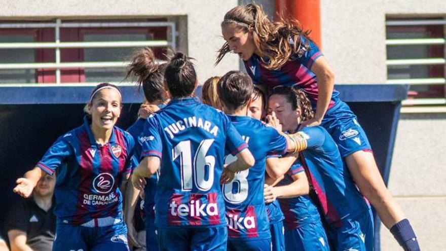 Fuga de cracks: El Real Madrid femenino se hace con el Levante