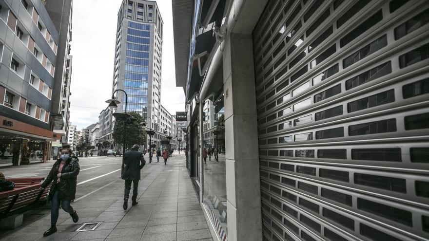 Oviedo pagará hasta 3.000 euros a los negocios más afectados por la pandemia