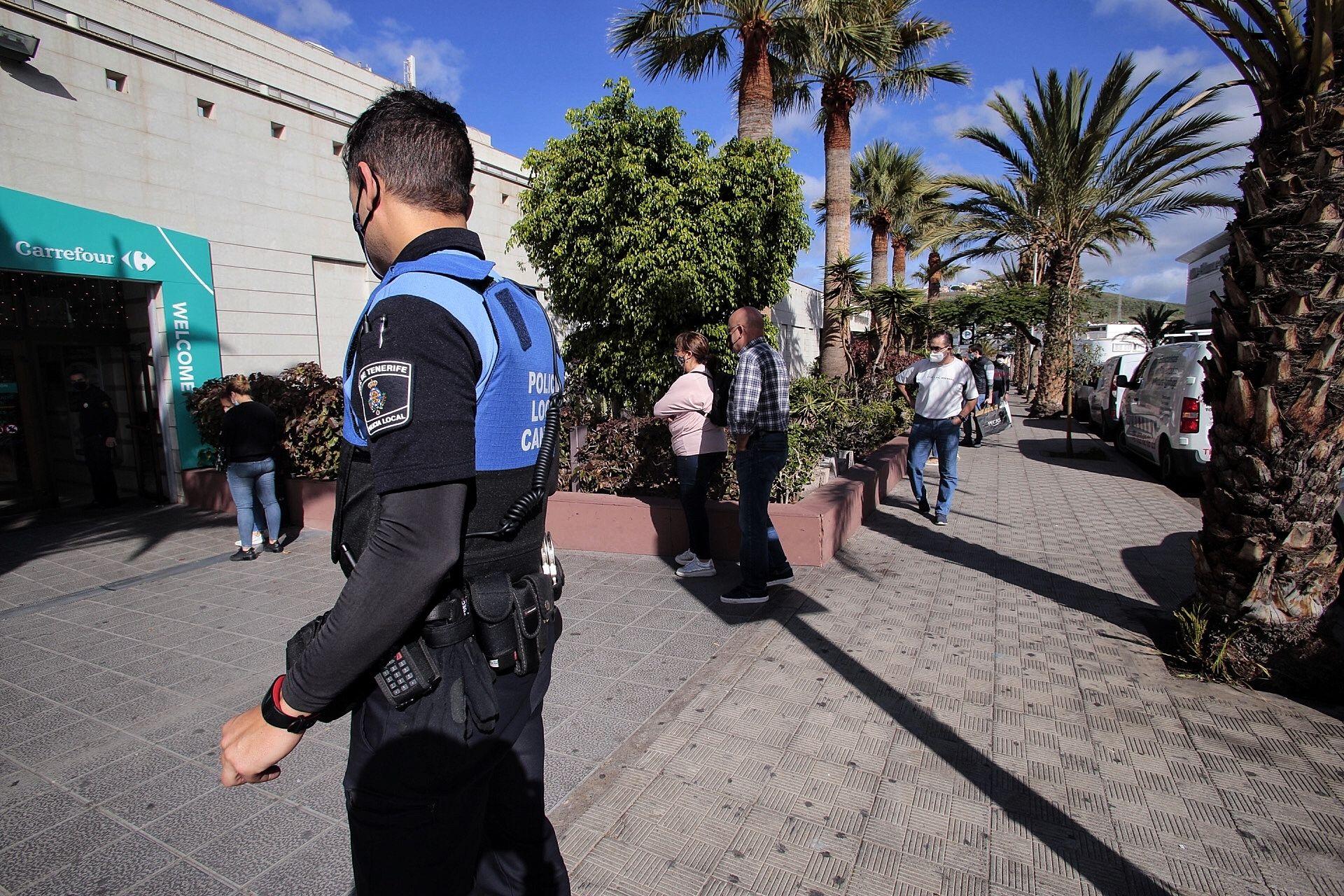 Santa Cruz de Tenerife bajo las nuevas restricciones por la Covid-19