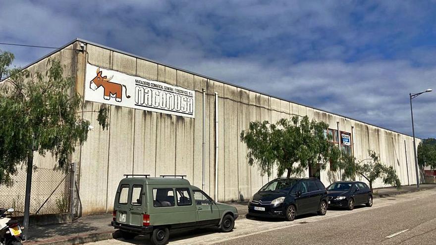 El viejo matadero del área de Vigo dejará sitio a nuevas empresas en Porto do Molle