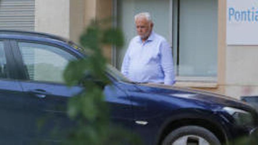 Cotino envió 2 millones a Luxemburgo 15 días antes de la visita del Papa a Valencia