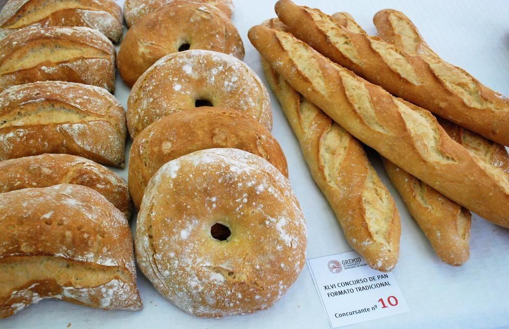 Primer premio pan tradicional. Inma Moliner. Mislata