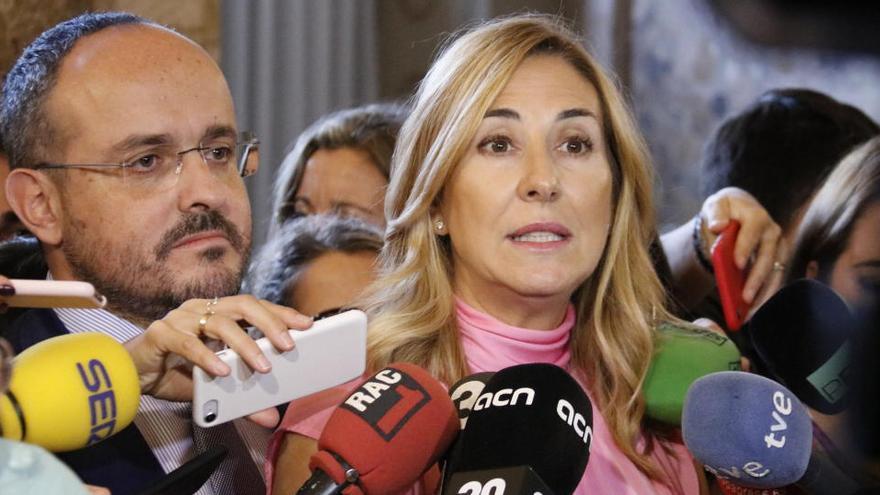 El PP acusa el govern espanyol de pactar els pressupostos amb els que han «trencat Espanya a base de bombes»