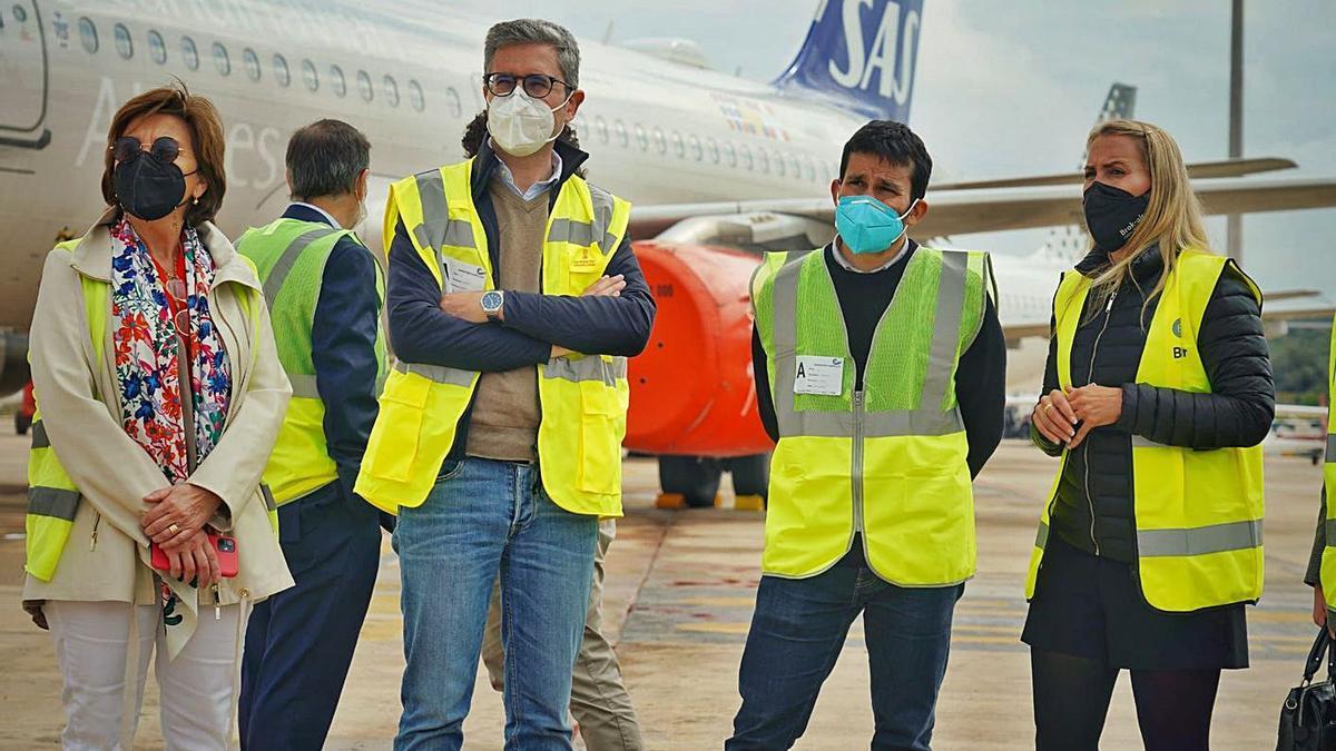 El aeropuerto de Castelló acogerá una FP de mantenimiento de aviones | LEVANTE-EMV