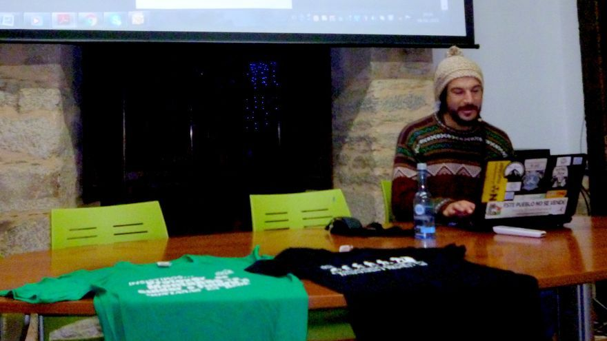 Daniel Boyano presenta esta tarde en Villardeciervos su libro sobre el macizo de Trevinca