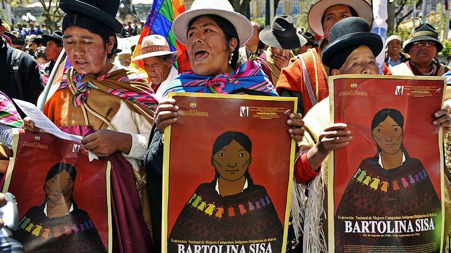 Andinas de Bolivia  e Ecuador