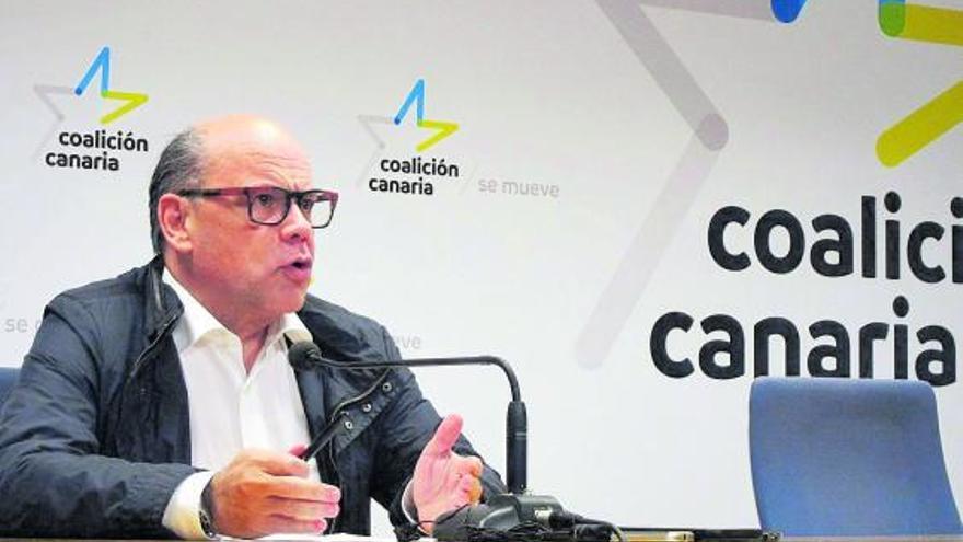 CC y NC rompen la unidad en la negociación de las cuentas del Estado