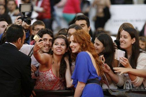 Inauguración del XVI Festival de Málaga