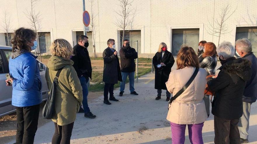 El PSC demana celeritat en el projecte de l'institut de Vilafant