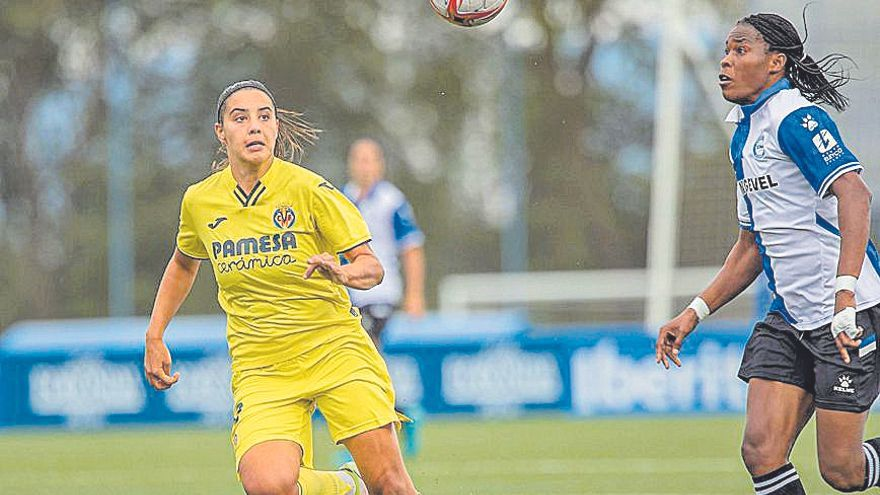 Primera derrota en liga del Villarreal (2-0)