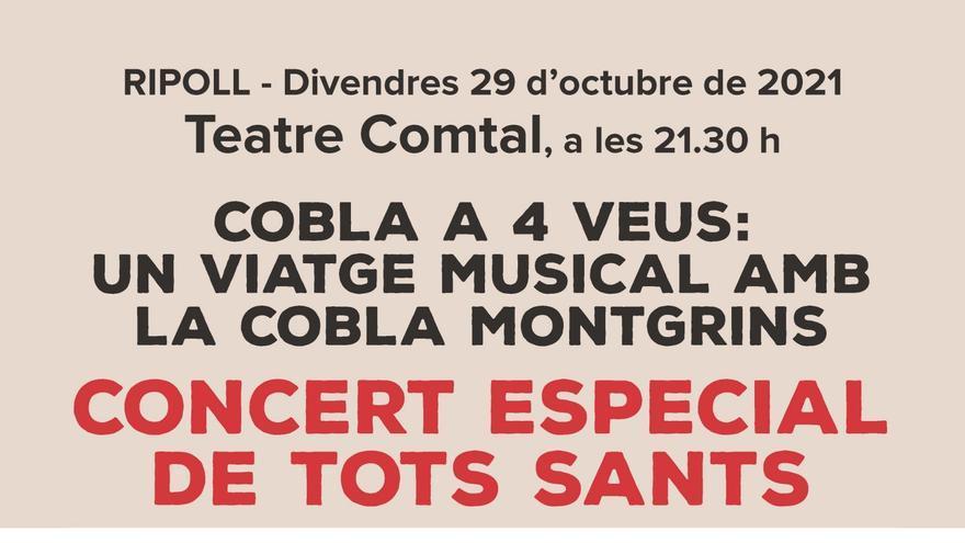 Concert especial de Tots Sants