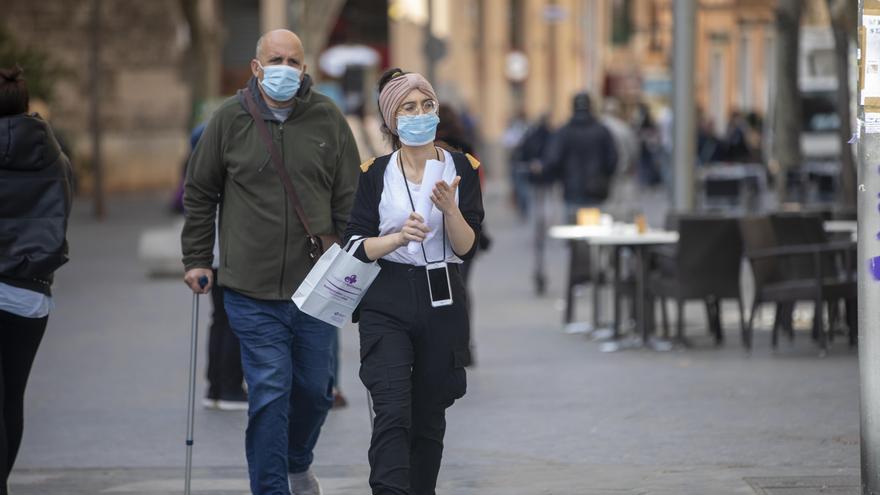 Mallorca abandona la situación de máximo riesgo por coronavirus dos meses después