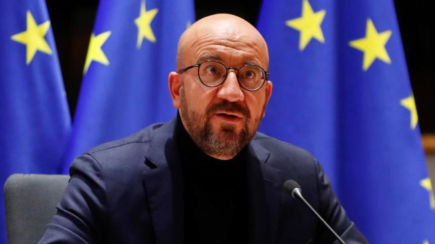 """La UE pide """"paciencia"""" y """"disciplina"""" para frenar el virus"""