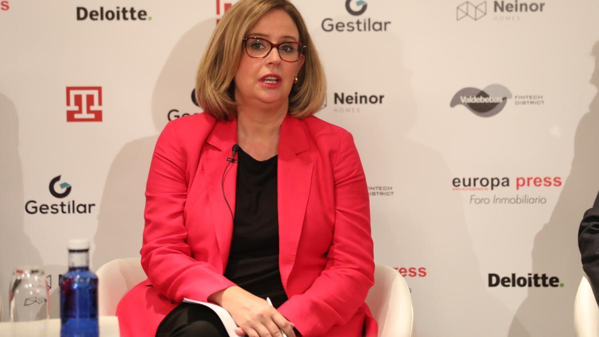 Ábalos designa a Helena Beunza para representar a España en el comité de Vivienda de Naciones Unidas