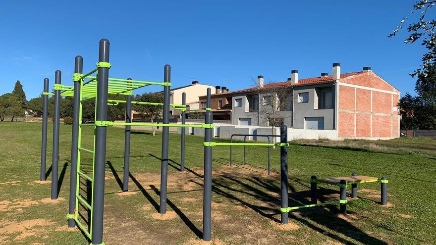 L'Ajuntament de Llagostera implementarà un sistema de jardineria més sostenible