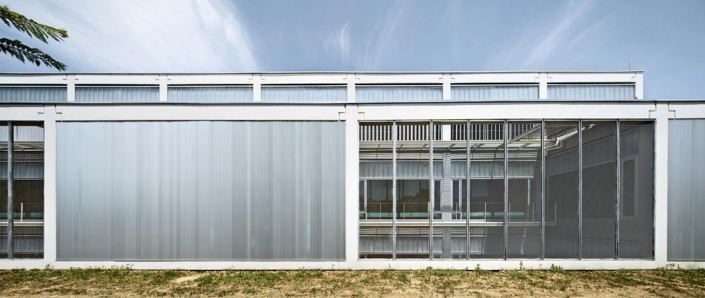 """Gewinner in der Kategorie """"Öffentliche Gebäude"""": Neues Postgraduiertenzentrum der Balearen-Uni UIB von Antòni Barceló und Bàrbara Balanzó"""