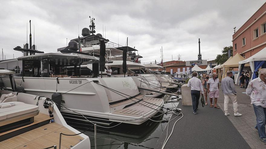 Los yates de alquiler de Baleares salen a flote con el regreso de los extranjeros