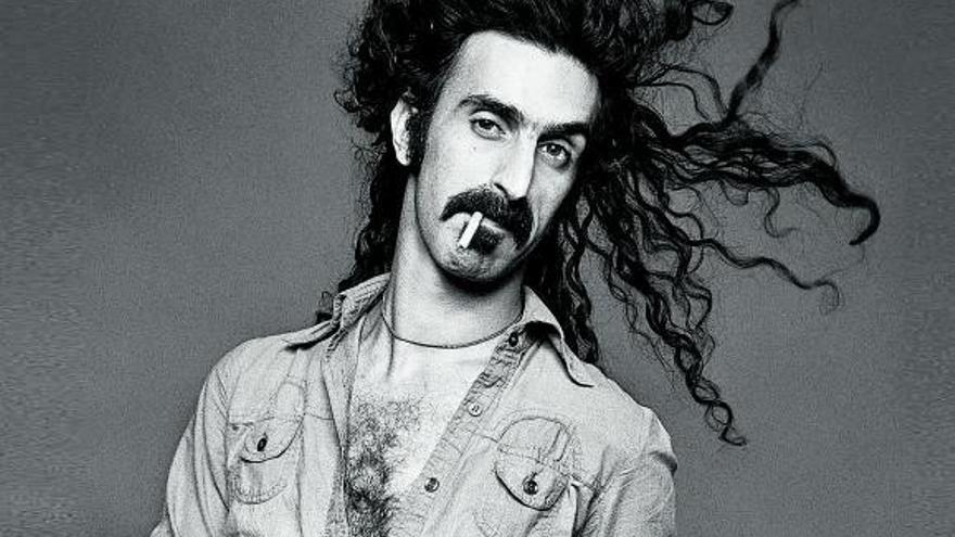 Viaje al planeta Frank Zappa