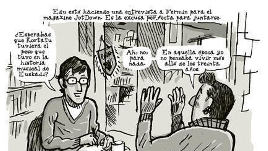 """Alfonso Zapico: """"La obra se ha escrito desde el espacio común"""""""