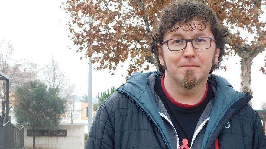 L'exalcalde de la CUP a Navàs durant 8 anys, Jaume Casals, plega de regidor