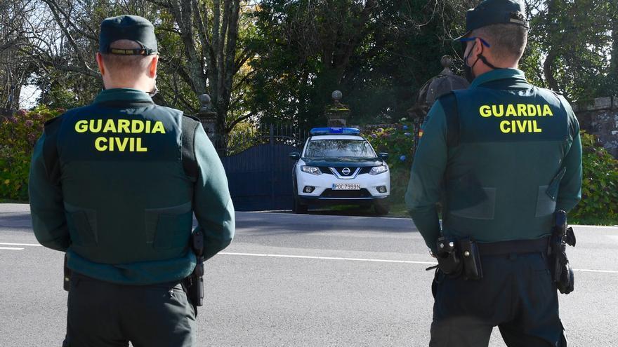 Piden 7 años de prisión para un guardia civil de Covelo por presunta apropiación indebida