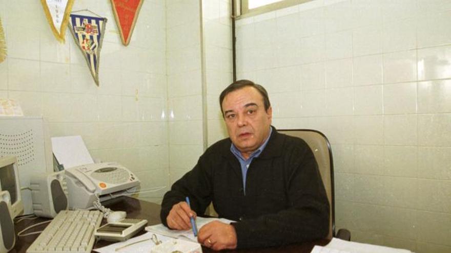 Xavi Xinxó: Un gestor de Primera que es va enamorar del Figueres