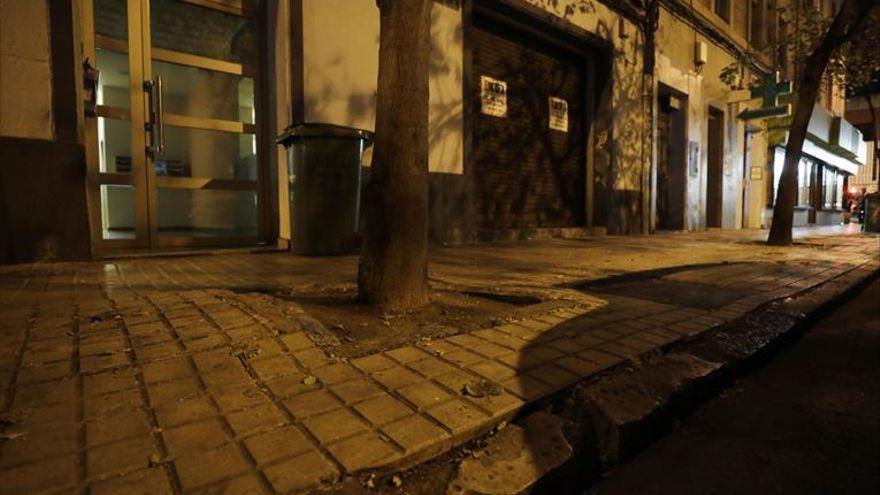 Las calles Sixto Celorrio y Ricla ganarán espacio para el peatón