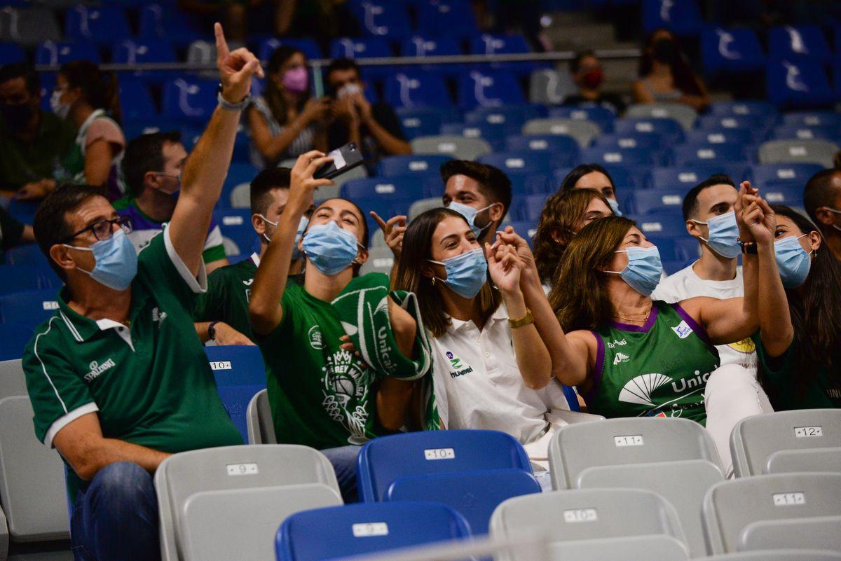 Liga Endesa 2021/2022: Unicaja - Breogán