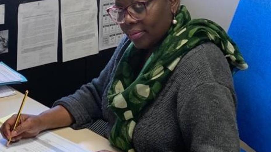 Lola Nchaso, nueva regidora de Vox en Marratxí