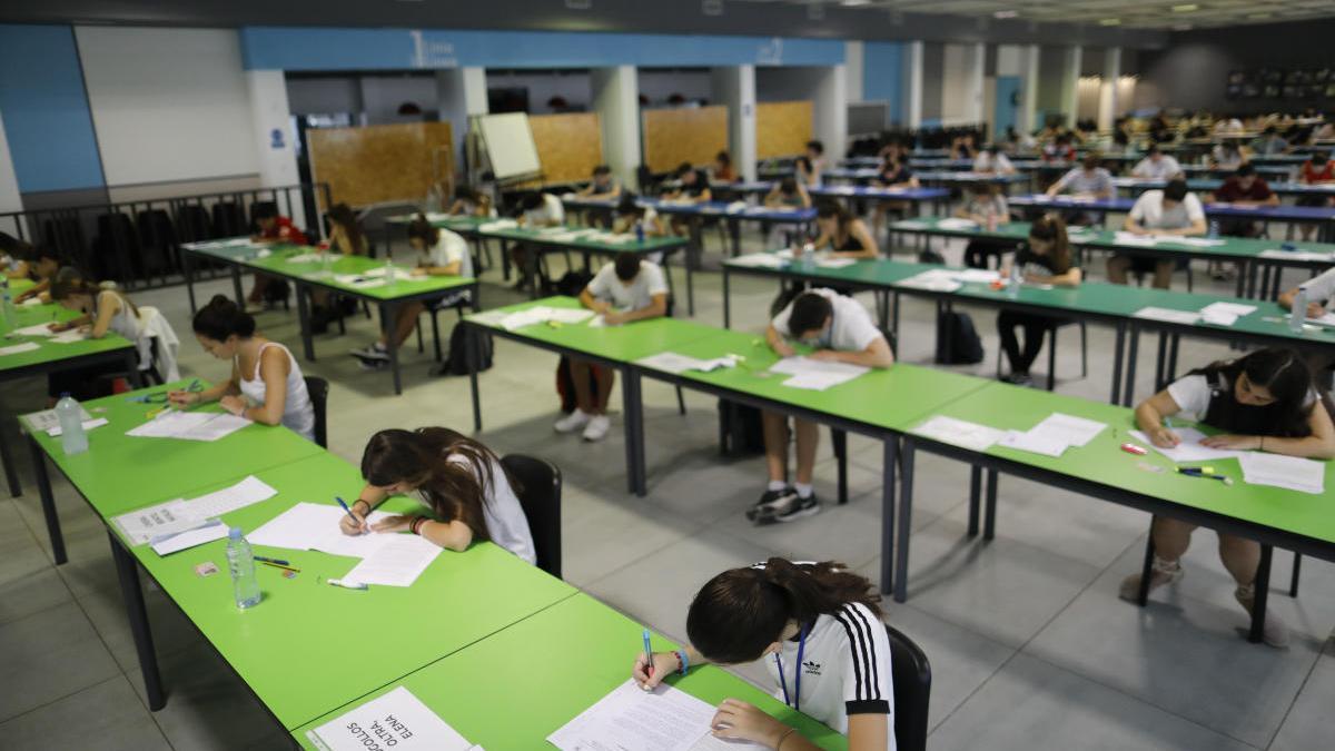 Notas Selectividad 2020 en Valencia: Consulta tus calificaciones de la PAU.