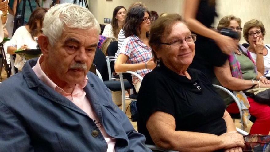 Muere Diana Garrigosa, esposa de Pasqual Maragall