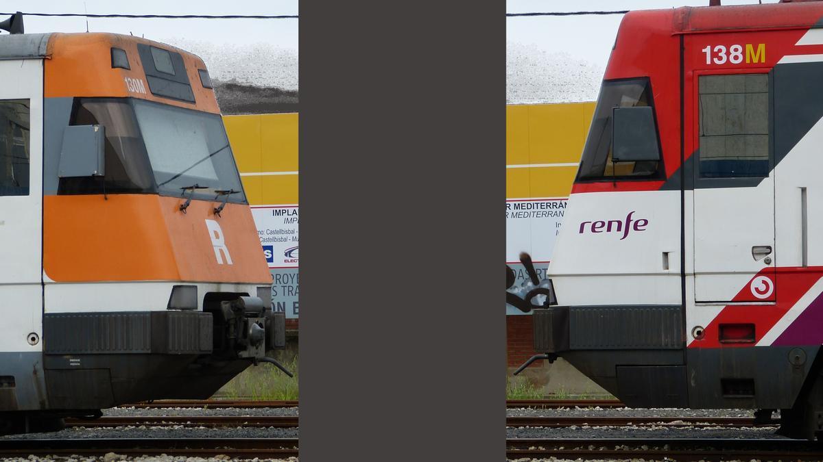 Trens de Rodalies de Renfe