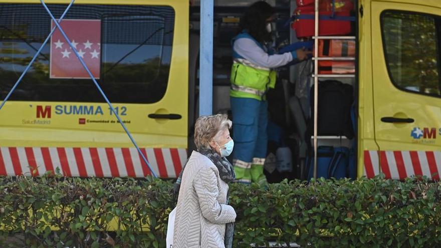 La nueva restricción de Sanidad solo afectaría a las grandes ciudades de Madrid