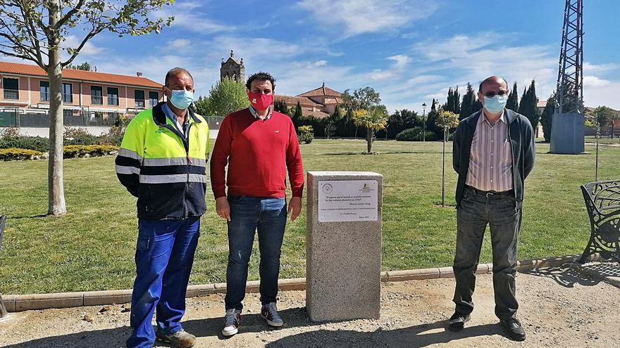Toro planta 27 árboles como parte de un proyecto europeo sostenible