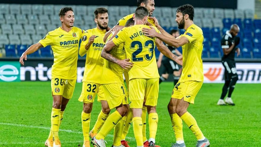 GALERÍA DE FOTOS | El camino del Villarreal hasta la final de la Europa League