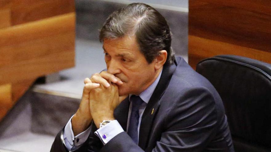 Javier Fernández no optará a la reelección en la FSA