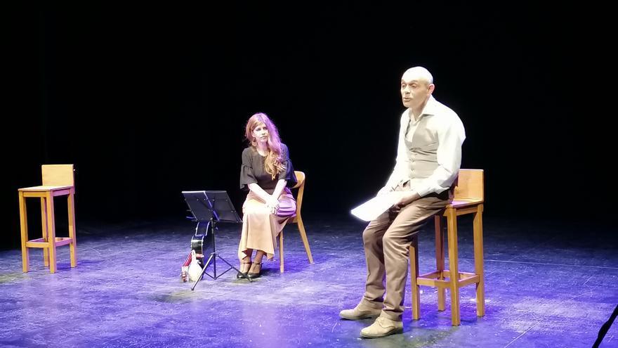"""Las """"nanas"""" de Lorca mecen a los toresanos en el Teatro Latorre"""