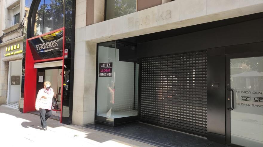 Deu treballadores de Figueres afectades pel tancament d'Inditex