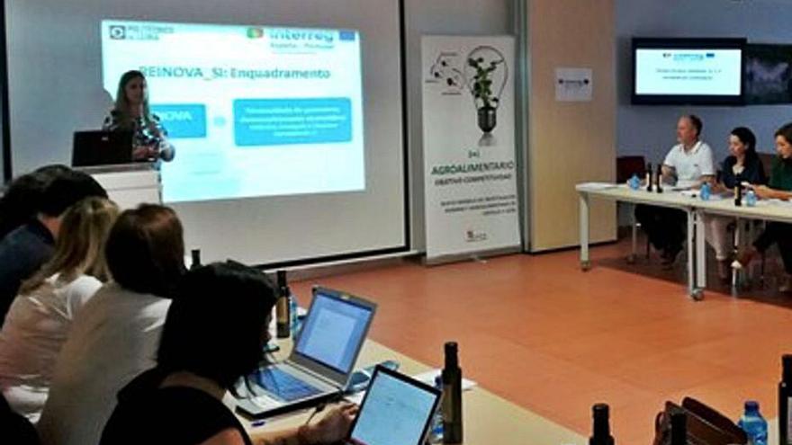 """Una empresa agroalimentaria participa en el proyecto europeo """"REInova"""""""