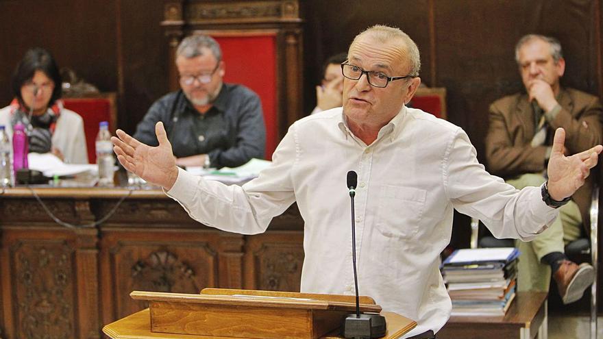 Un juez ve indicios de que tres concejales de Sagunt coaccionaron a otro