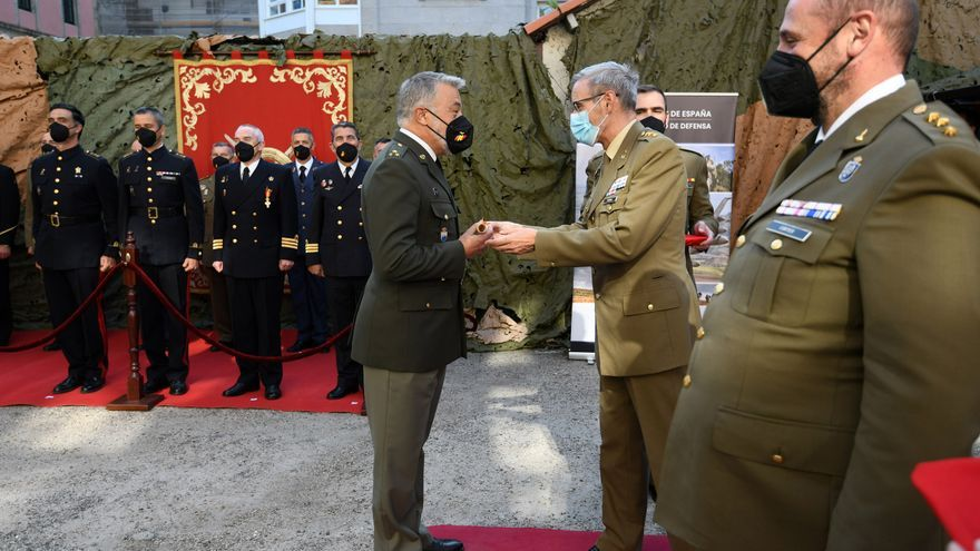 Defensa recluta en Pontevedra a 85 aspirantes para la escala de tropa y marinería