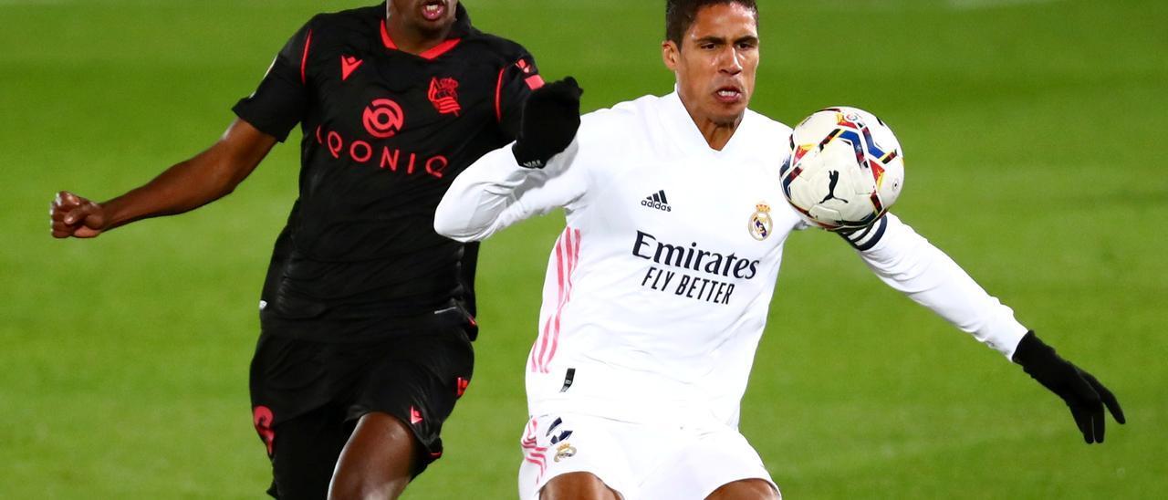 Varane, traspasado al Manchester United