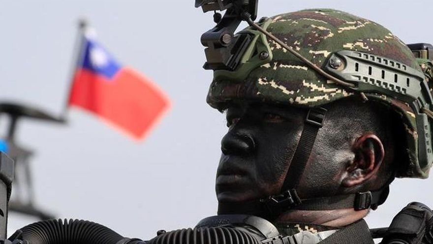 """Pekín advierte de que """"la independencia de Taiwán significa la guerra"""""""
