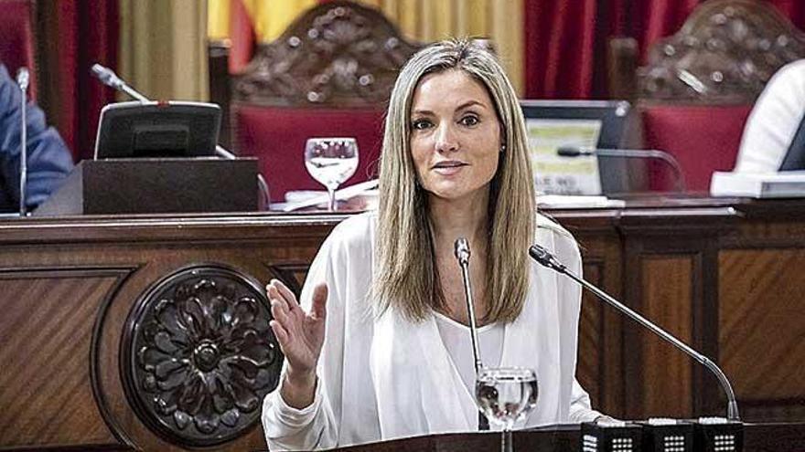 Patricia Guasp, nueva líder de Ciudadanos en Baleares