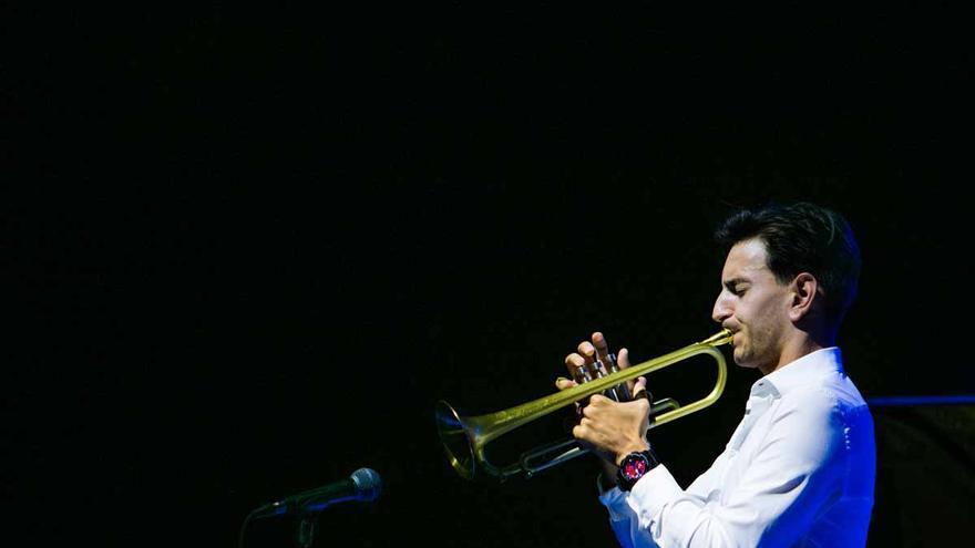 Pere Navarro Quintet se estrena en el Eivissa Jazz con un sonido «más maduro»