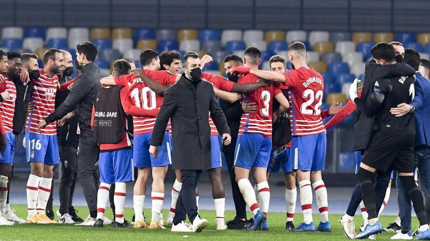 Granada-Molde y Villarreal-Dinamo Kiev, octavos de final de la Liga Europa