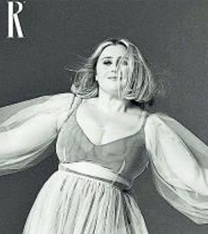 Lara, la hija de Boris Johnson, en portada