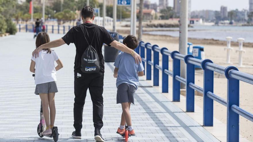 Los niños de Alicante
