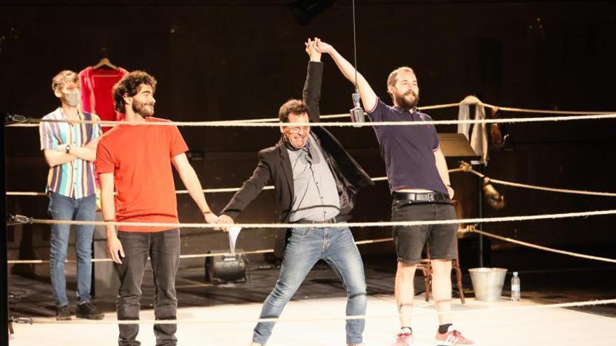 Sergio Serrano gana  la quinta edición del  Torneo de Dramaturgia